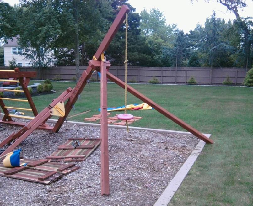 Swing Set A Frame Angle Foxytoon Co