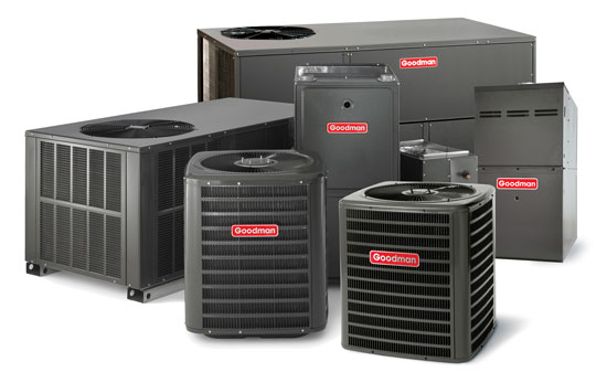 We repair Goodman Air Conditioners from Ft. pierce, and Vero Beach, to Sebastian, and Palm Bay, FL