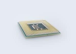 processeur pc monté