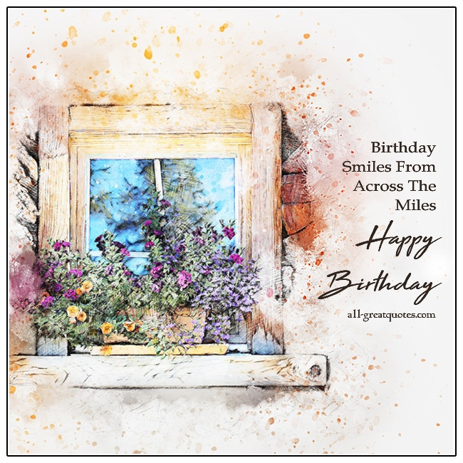 Birthday Cards Facebook Free Sister