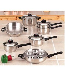 Waterless Cookware