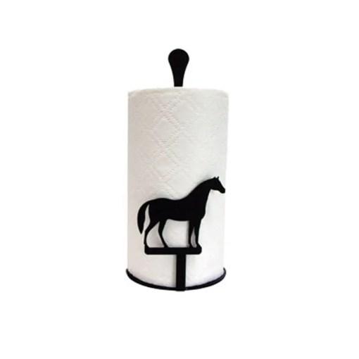 Horse Paper Towel Holder