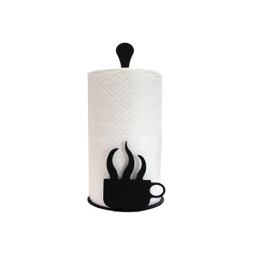 Coffee Cup Paper Towel Holder