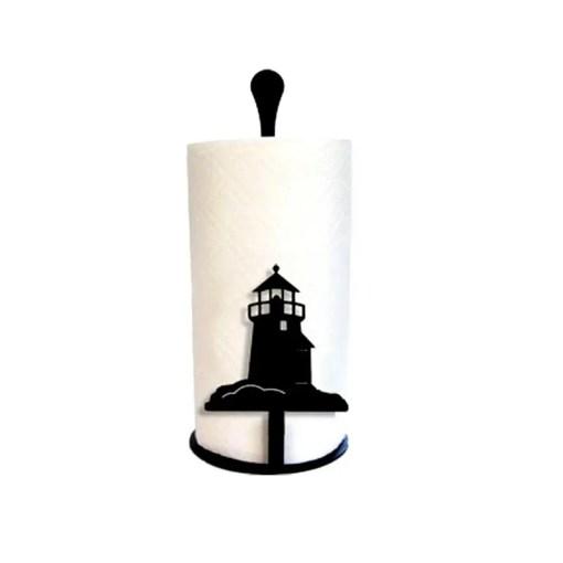 Lighthouse Paper Towel Holder