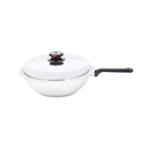 Waterless Deep Stir Fry Skillet