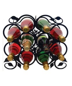 Large Table Top Wine Rack