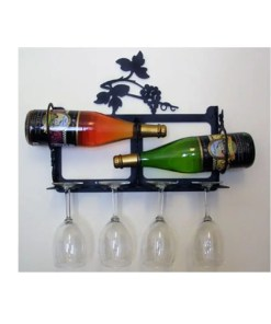 Wall Mount Wine Racks