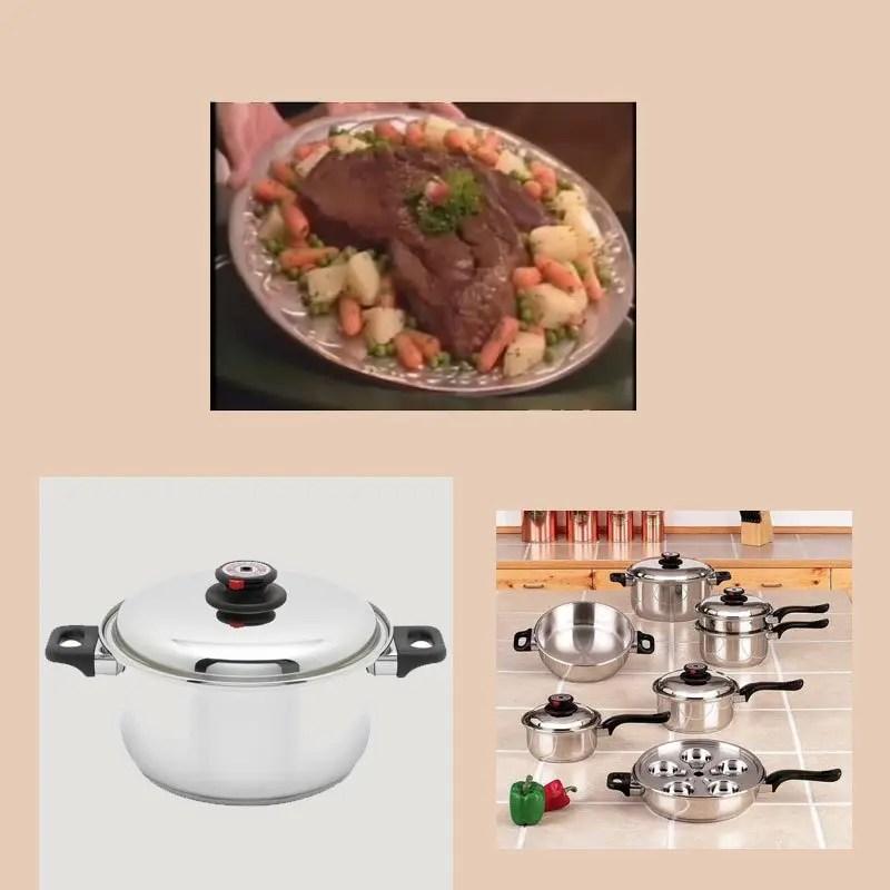 Steamed Pot Roast