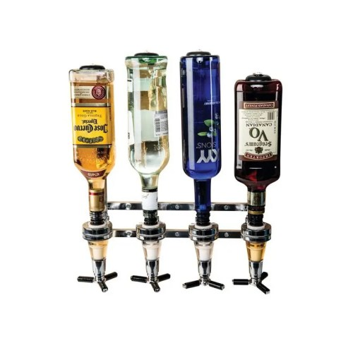 Wall Mount Liquor Dispenser