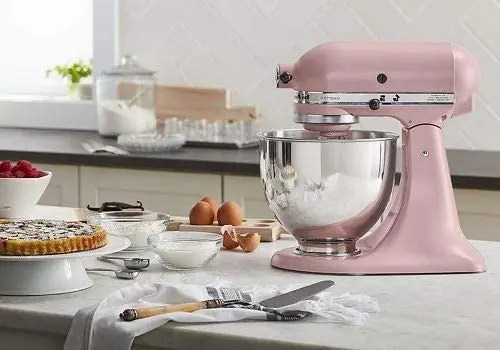 dried-rose-kitchenaid-stand-mixer
