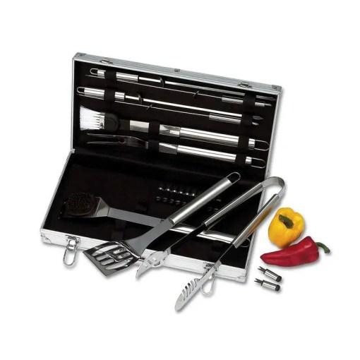 Steel BBQ Tools Set