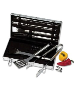 Steel BBQ Tools Set