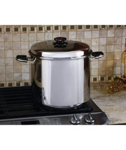 Large Stock Pot 24qt