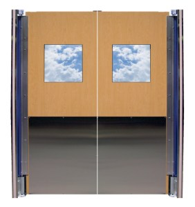 Retail impact door - ALL STAR 75 GENERAL PURPOSE IMPACT DOOR