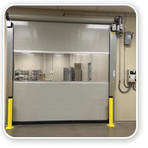 Horman Interior High Speed Door Model SC1400