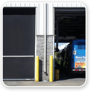 TNR external high speed door