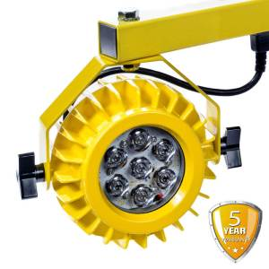Heavy Duty (HD) LED warehouse dock lights