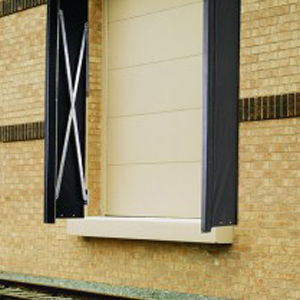 RETRACTABLE RAIL SHELTER