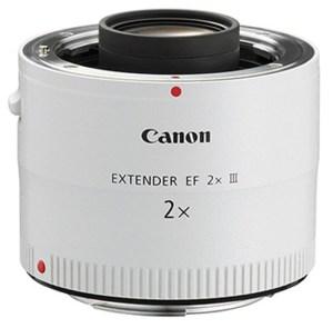 Canon 2x-Extender Mark III