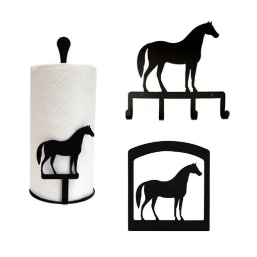 horse kitchen decor