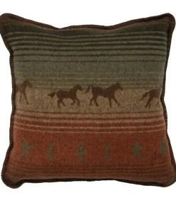 Mustang Canyon Pillow