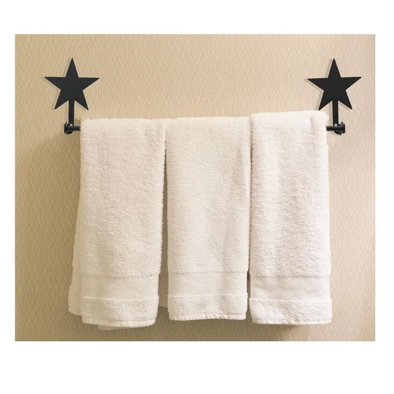 lone star towel rack