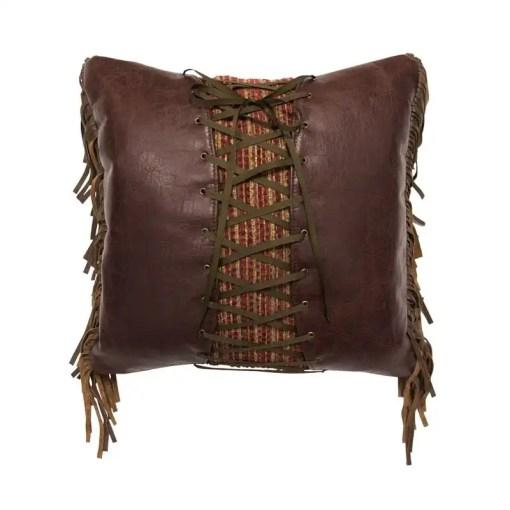 Western Corset Pillow
