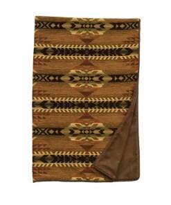 stampede western blanket
