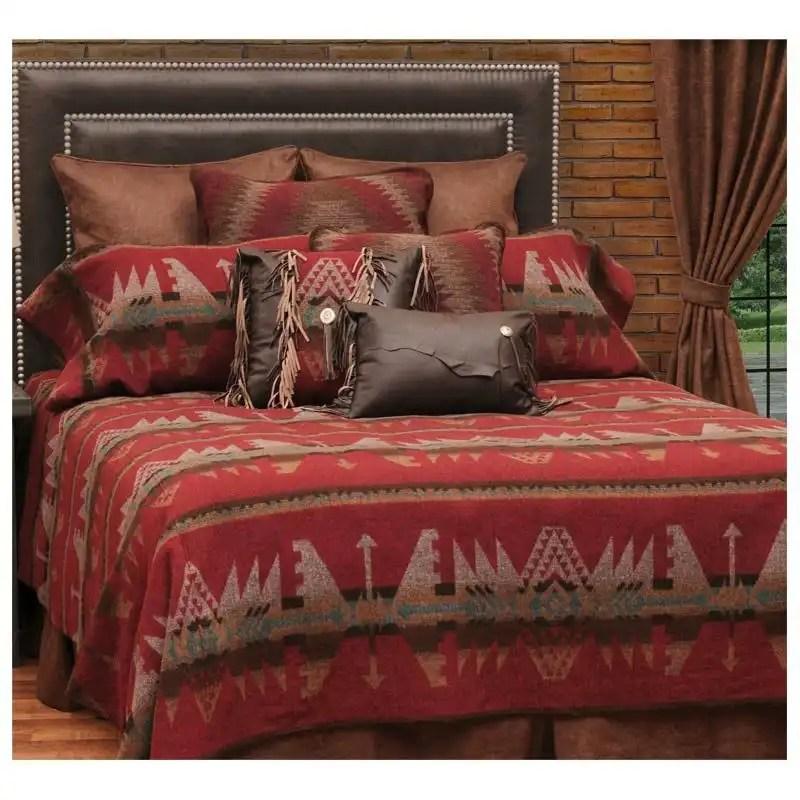 yellowstone bedding