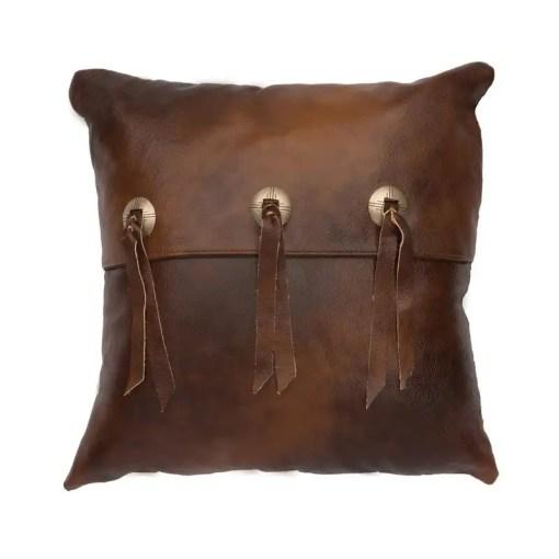 Painted Desert Tassel Pillow