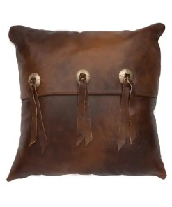 Painted Desert Tassel Pillow