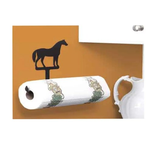 horse-paper-towel-holder