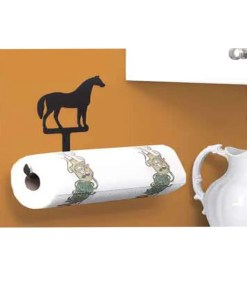 horse-paper-towel-holder