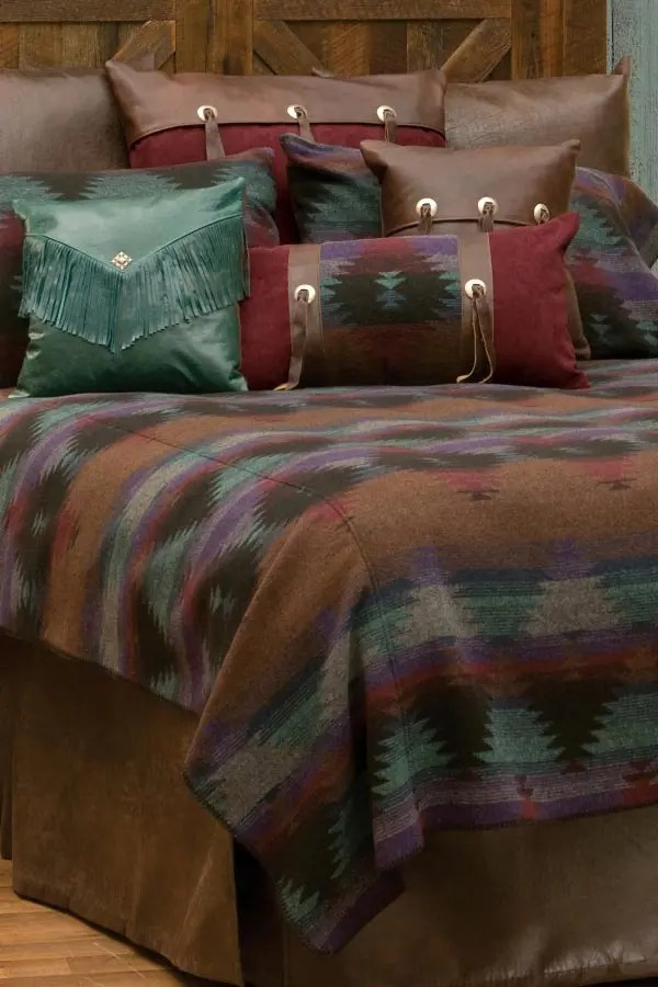 colorful-southwestern-bedrooms