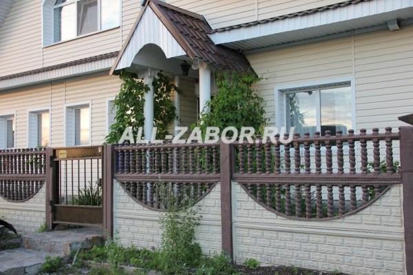 Купить декоративные заборы в Москве: цена, фото, отзывы ...
