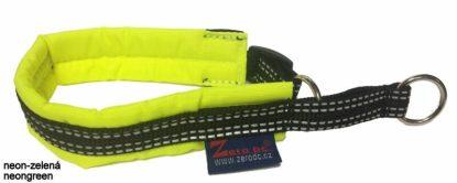 Collier Zero DC Blizard vert fluo