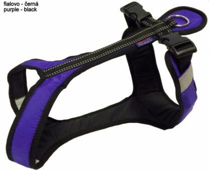 Harnais Zero DC Short violet