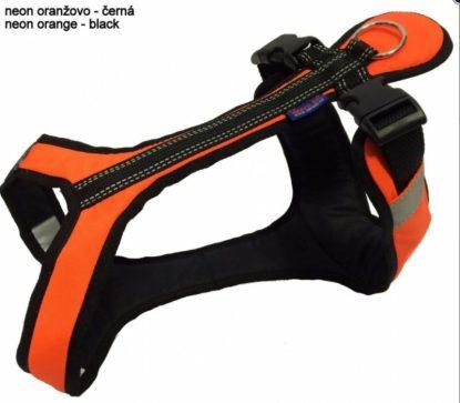 Harnais Zero DC Short orange fluo