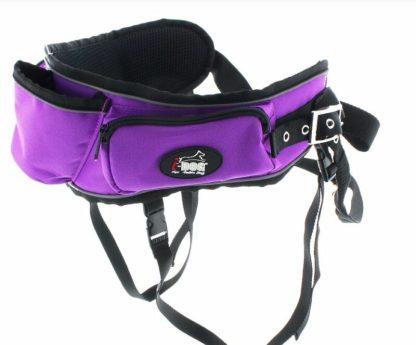 Baudrier I-Dog Confort violet