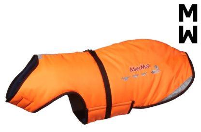 Manteau Manmat ThermoCoat orange