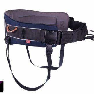 Baudrier Non-Stop Trekking Belt bleu