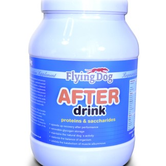 Flying Dog After Drink