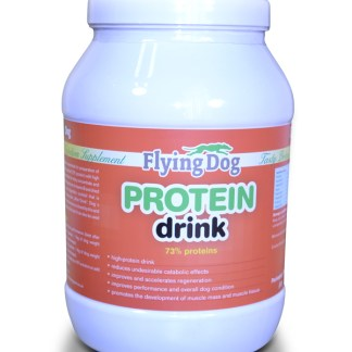 Flying Dog Protein Drink