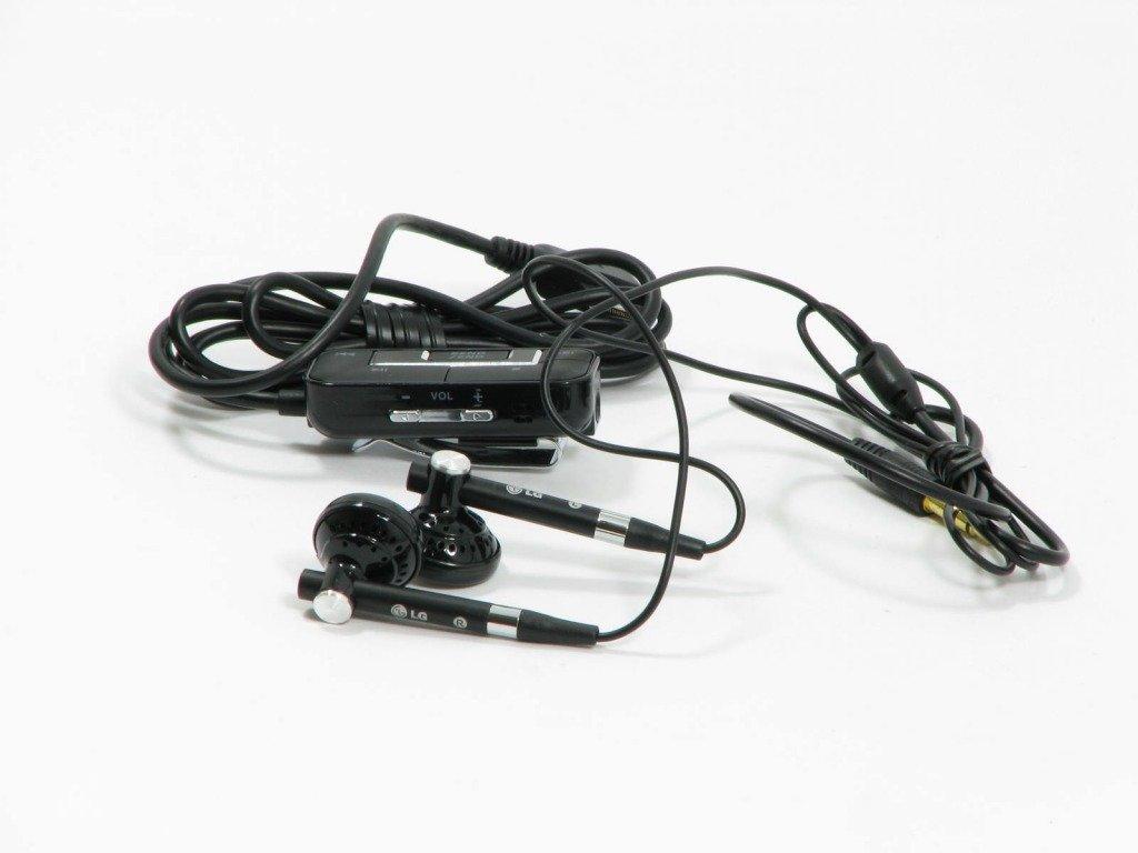 Genuine Headphones Lg Kp500 Ke850 Prada Ku990