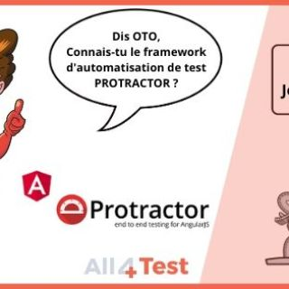Commencer avec Protractor-Angular