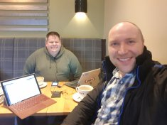 Episode 9 of All About 365 with Jay and Steve – Migrating