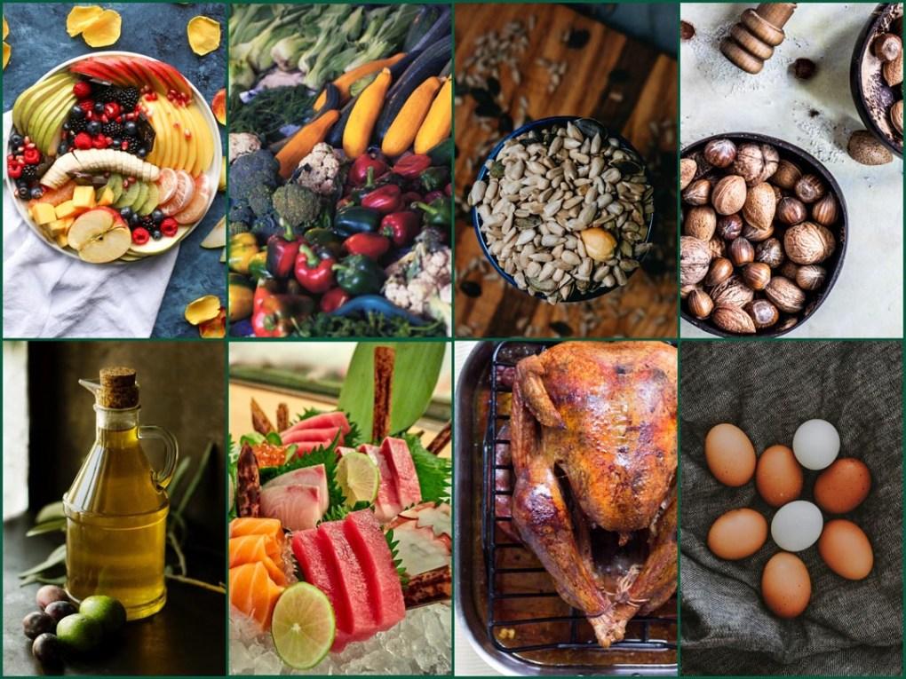 Endometriose Ernährung: entzündungshemmende Lebensmittel