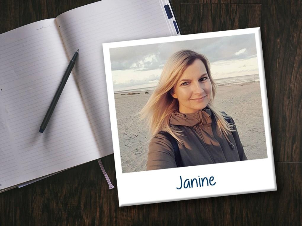 Endometriose-Erfahrungsbericht Janine