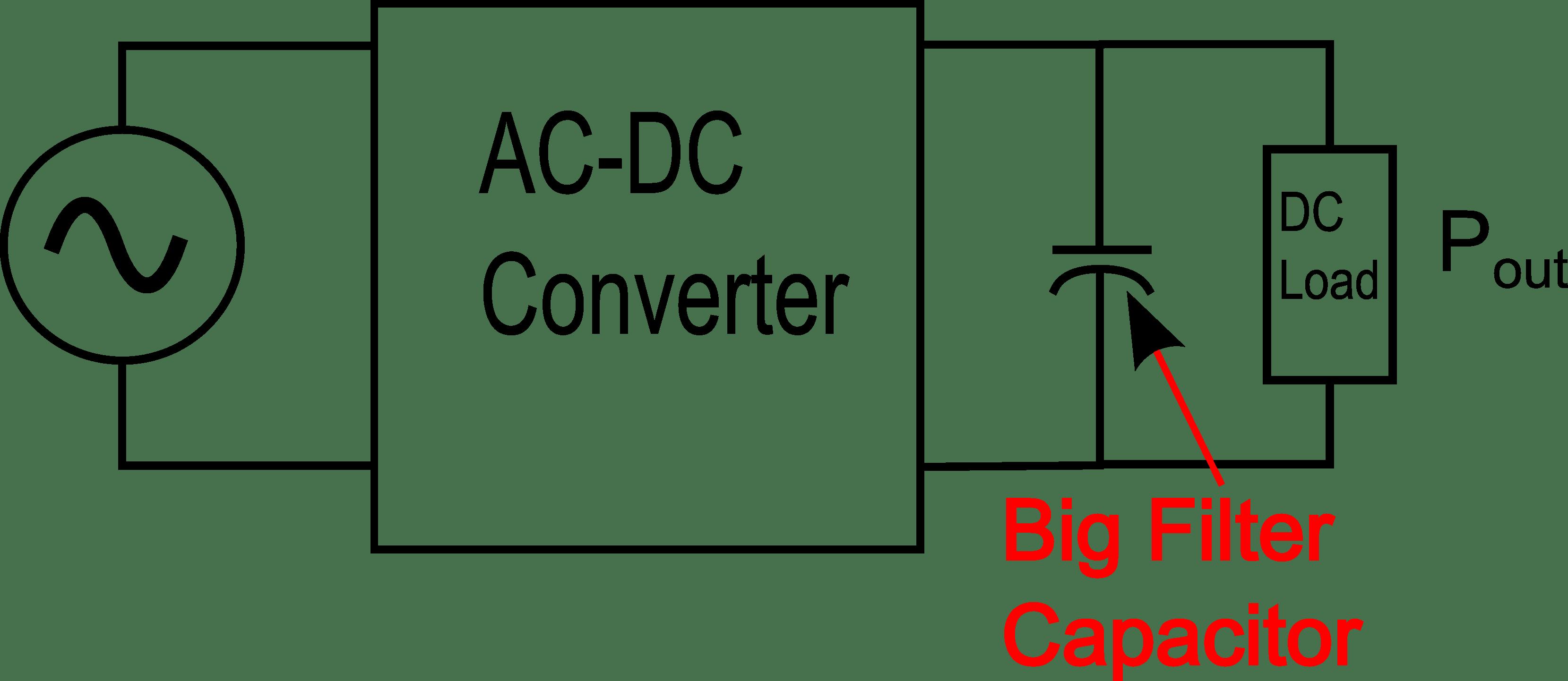 Ac Dc Voltage Converter Circuit