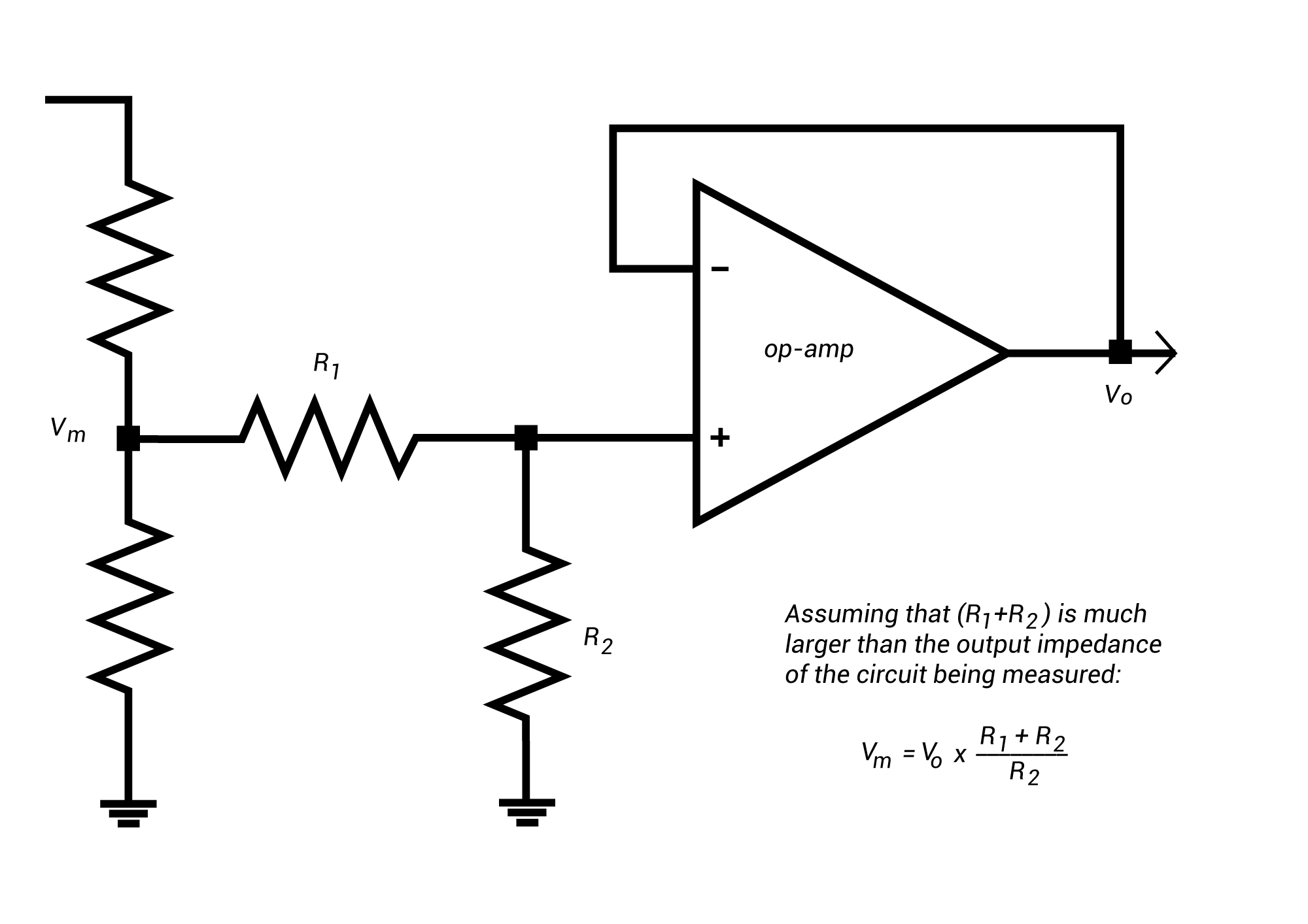 Beyond The Dmm Components And Circuits For Measuring